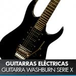 Guitarra Washburn Serie X