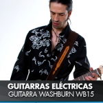 Guitarra Washburn WB15