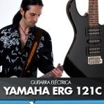 Guitarra electrica yamaha erg 1210