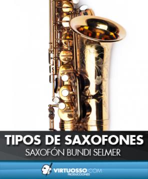 Saxofón Bundi Selmer