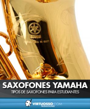 Saxofones Yamaha