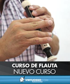 Nuevo curso de Flauta