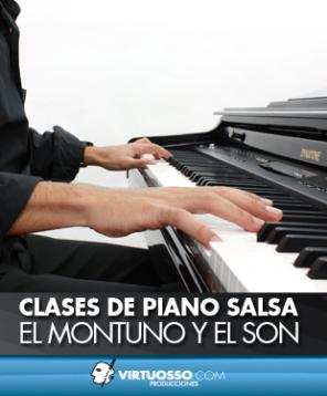 Piano Salsa Montuno y el Son