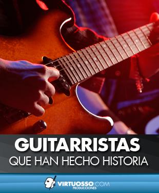 guitarristas musica: