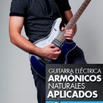 Guitarra eléctrica ejercicios armónicos
