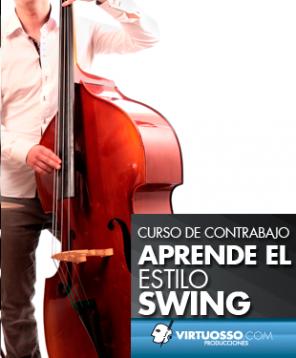 Curso de contrabajo estilo swing