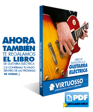Libro digital guitarra eléctrica