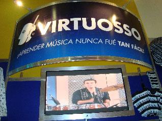 Virtuoso Producciones, cursos de música en DVD