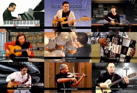Cursos de música Virtuosso