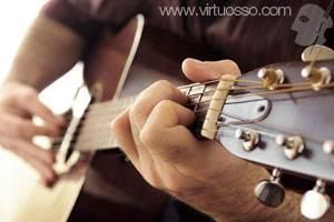 Como tocar la guitarra jazz
